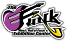 The Funk Music Hall of Fame & Exhibition Center Retina Logo