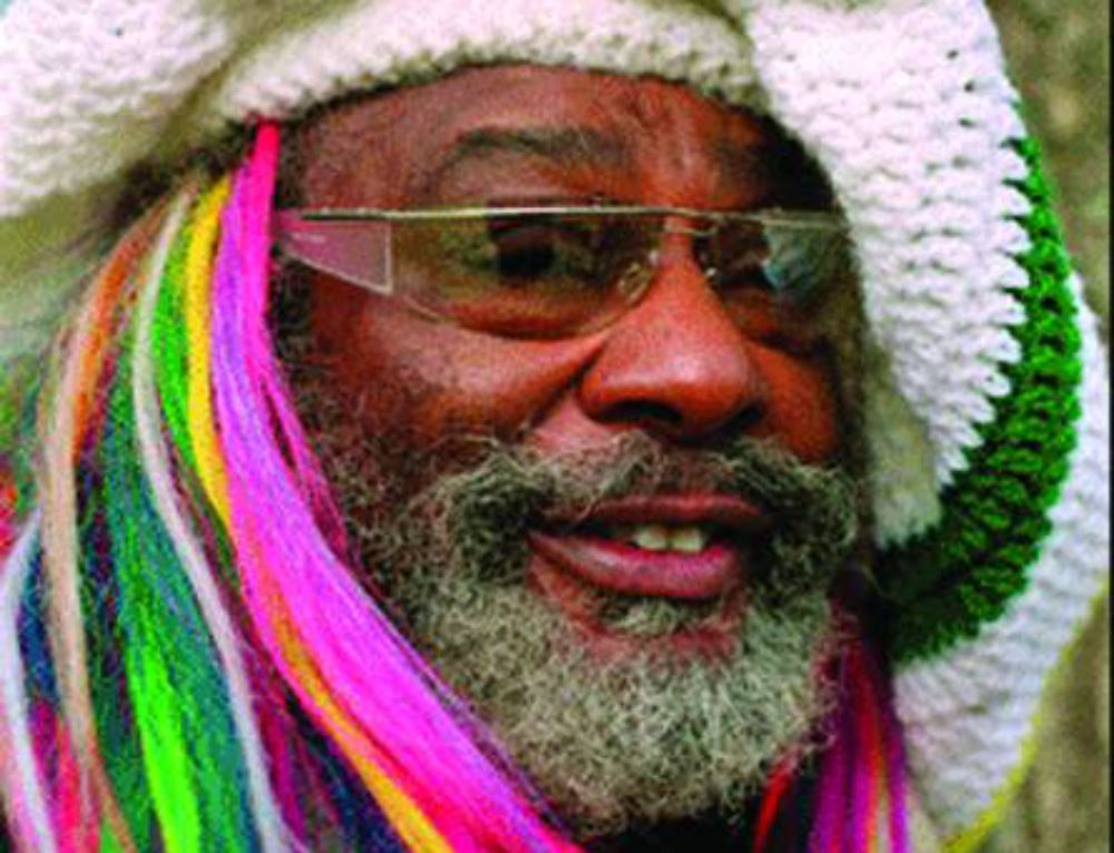 George Clinton Visits Dayton